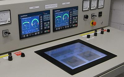 Control Systems for Emegency Power and Cogen