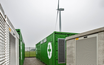 3MW energy storage system